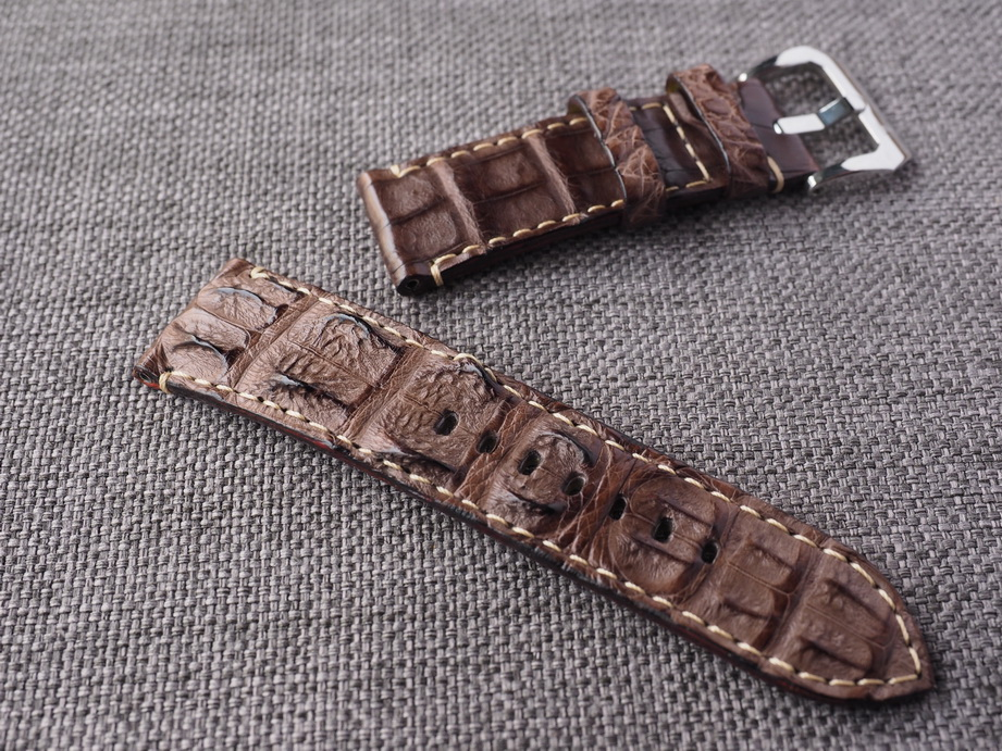 Brown Big Horn Back Strap  26/24 75/125