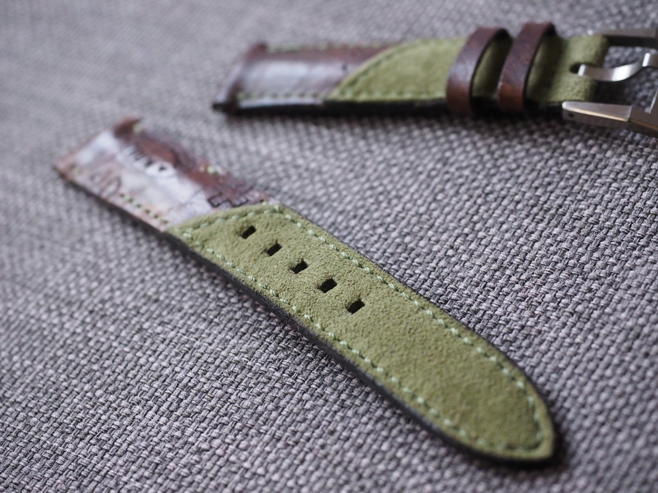 Swiss Ammotara strap for Rolex