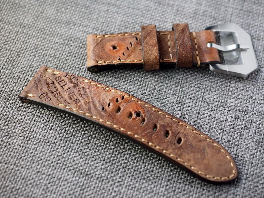 Ted Su 24mm Swiss ammo strap dated 1909