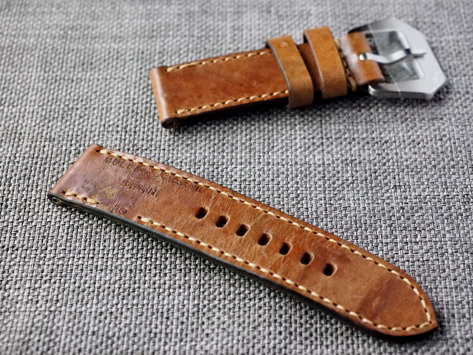 Ted Su 24mm Swiss ammo strap dated 1946