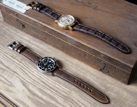 Panerai straps only?  No no...