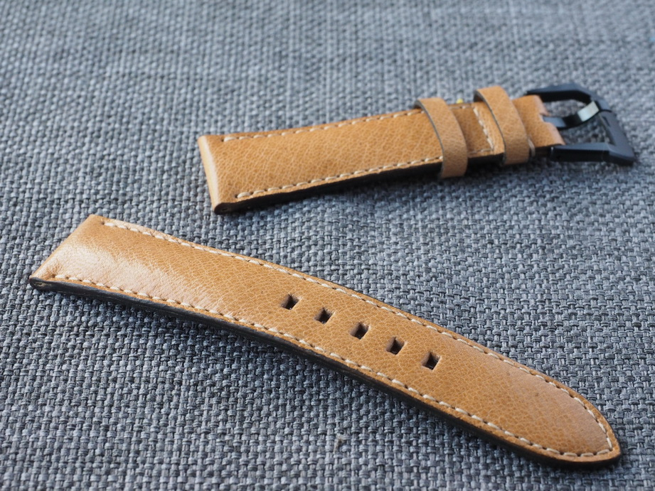 21mm Ted Su vintage Swiss Ammo Straps for Rolex