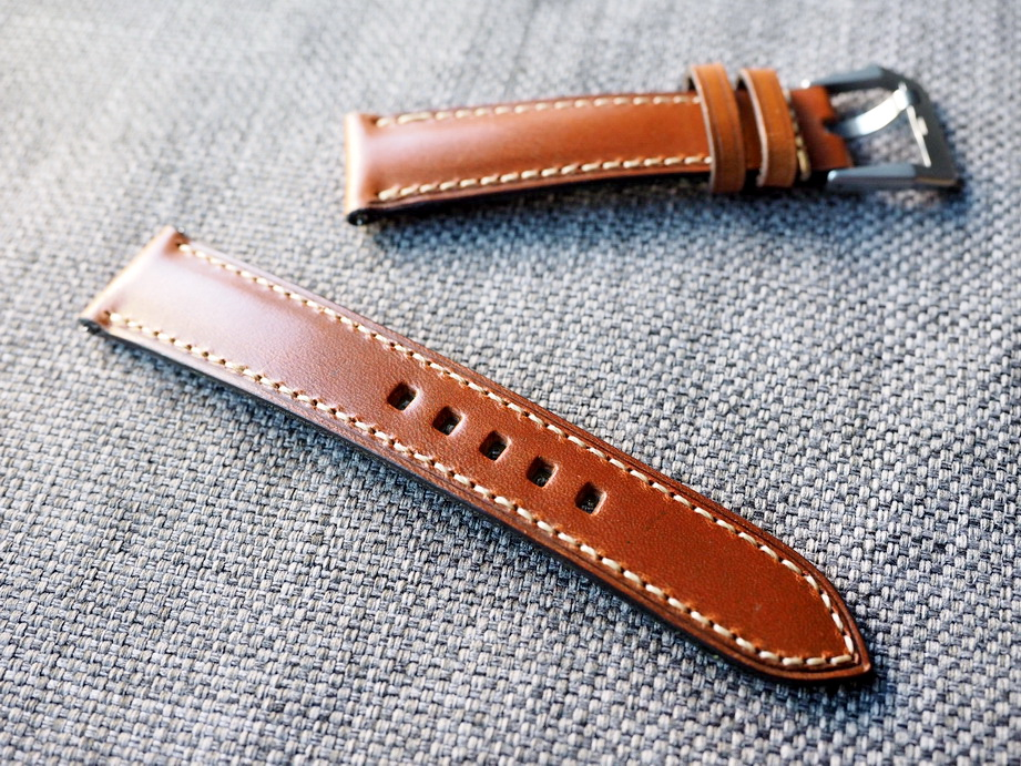 Ted Su vintage Swiss Ammo Straps for Rolex