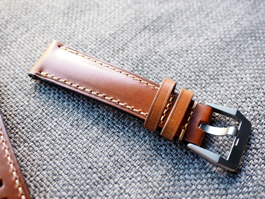 Ted Su vintage Swiss Ammo Strap for Rolex