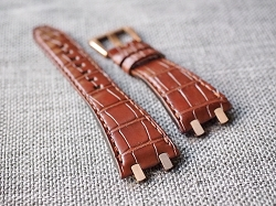 Alligator straps for Audemars Piguet Royal Oak and Offshore- Custom order