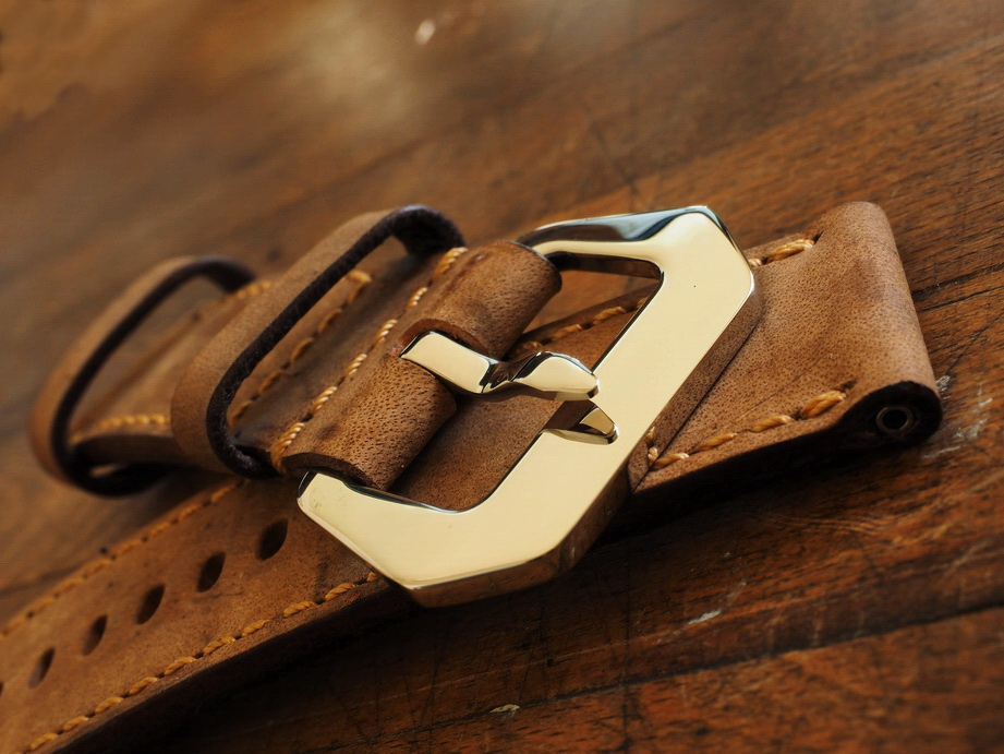 Ted Su Straps 316 steel 24mm buckles