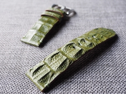 New Olive Green Hork Back Strap