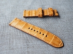 OL-65 26mm Golden croc belly strap  26/26 85/130
