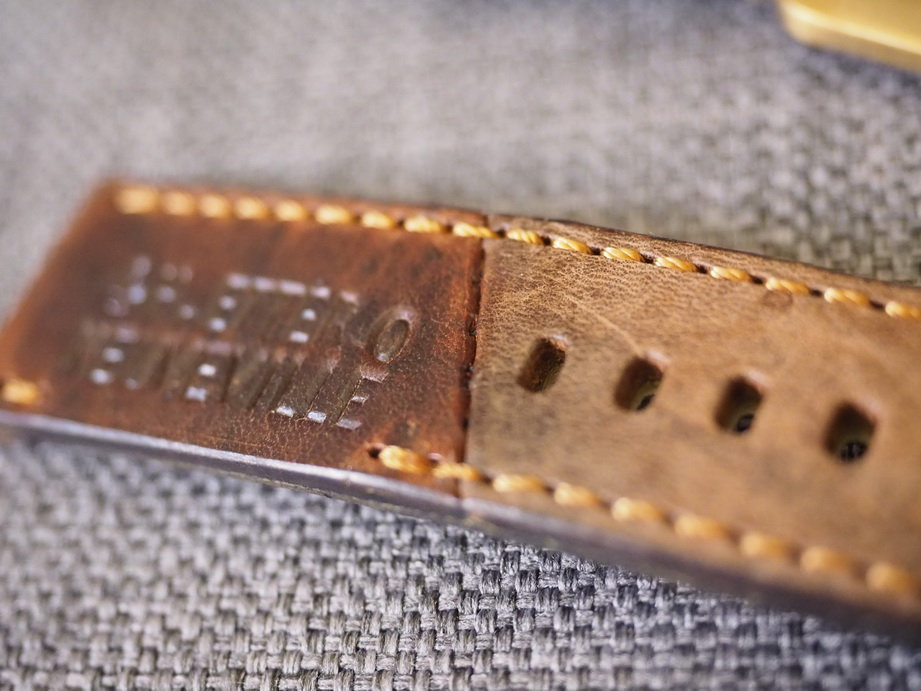 Ted Su special edition Swiss ammo strap.  Dated 1940.  SW-2958