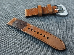 SW-3014  Special edition Swiss Ammo Strap for 44mm Panerai     Dated 1940   24/24 75/125