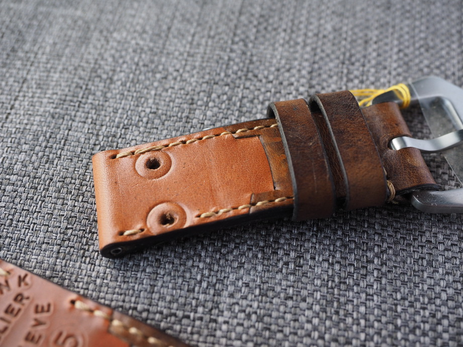 Ted Su special edition Swiss ammo strap.  Dated 1965.  SW-2996