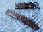 SW-2980  22mm  Swiss Ammo Strap.     Dated 1972   22/22 75/125