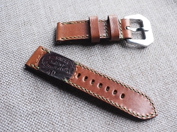 SW-2976  Special edition Swiss Ammo Strap for 44mm Panerai     Dated 1940   24/24 75/125