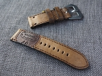 SW-2997  Special edition Swiss Ammo Strap for 47mm Panerai     Dated 1940   26/26 75/125