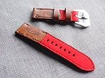 SW-2975   Swiss Ammotara  Strap for 44mm Panerai     Dated 1963  24/24 75/125