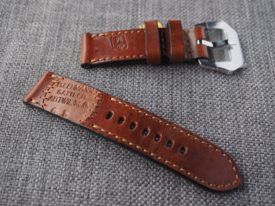 Ted Su special edition Swiss ammo strap.  Dated 1965  SW-2952
