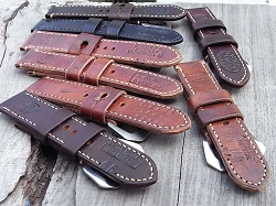 Ted Su Signature Swiss ammo straps custom made to your specifications