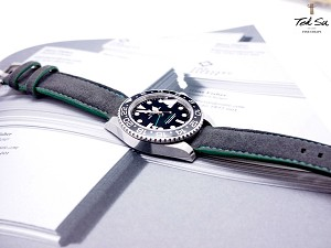 Alcantara strap for GMT Master II