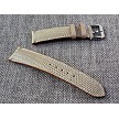 Ted Su Elephant Gray Lizard Strap for Rolex