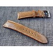 Ted Su Light Brown Lizard Strap for Rolex